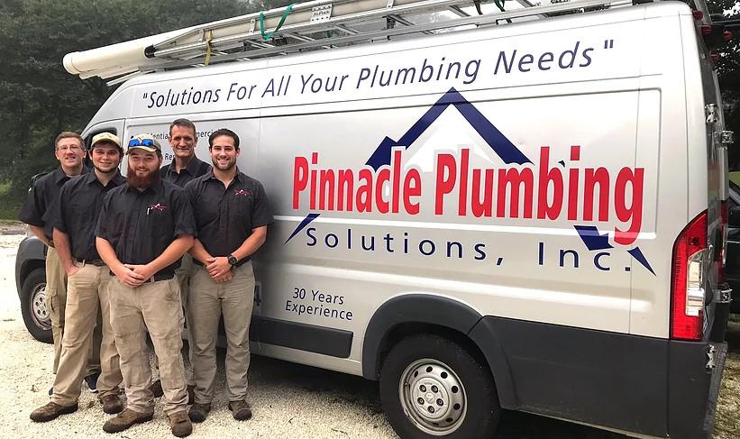 pinnacle plumbing solutions employees